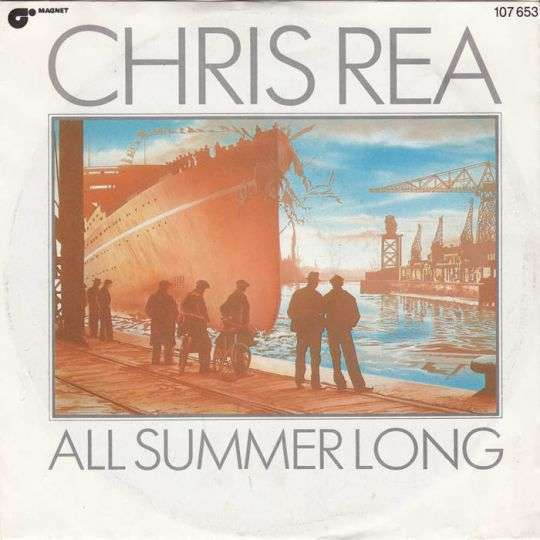 Coverafbeelding All Summer Long - Chris Rea