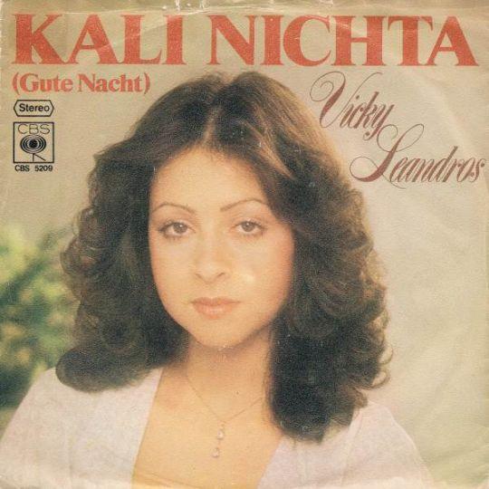 Coverafbeelding Kali Nichta (Gute Nacht) - Vicky Leandros