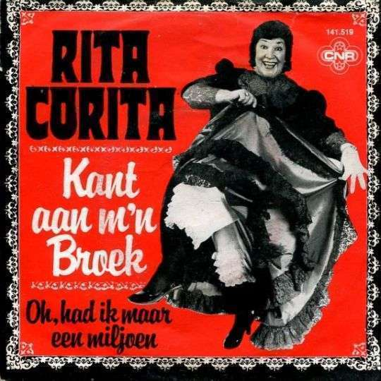 Coverafbeelding Kant Aan M'n Broek - Rita Corita
