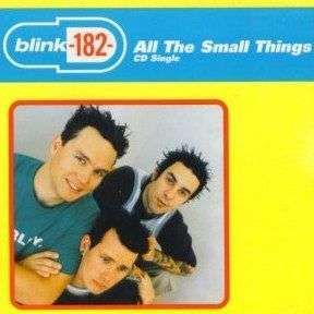 Coverafbeelding Blink-182 - All The Small Things