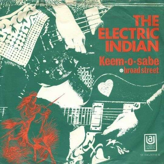 Coverafbeelding The Electric Indian - Keem-O-Sabe