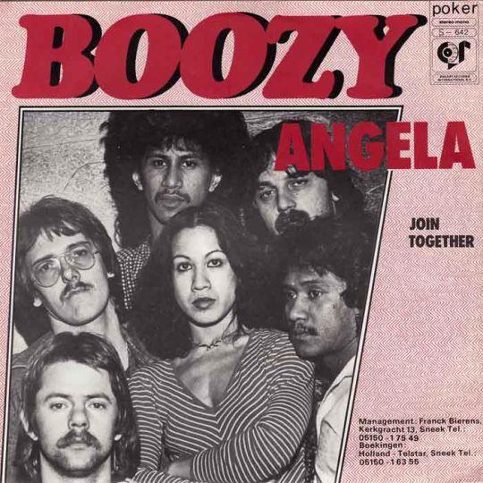 Coverafbeelding Angela - Boozy