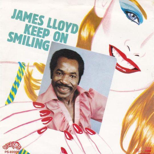 Coverafbeelding Keep On Smiling [Nieuwe Versie] - James Lloyd