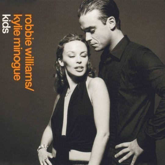 Coverafbeelding Robbie Williams & Kylie Minogue - Kids