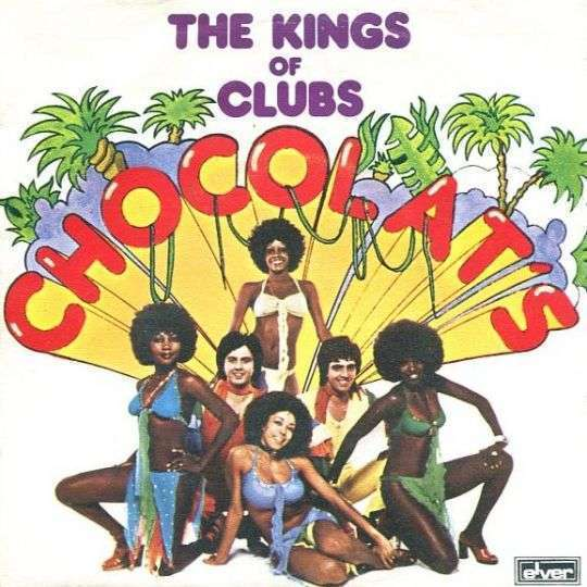 Coverafbeelding Chocolat's - The Kings Of Clubs
