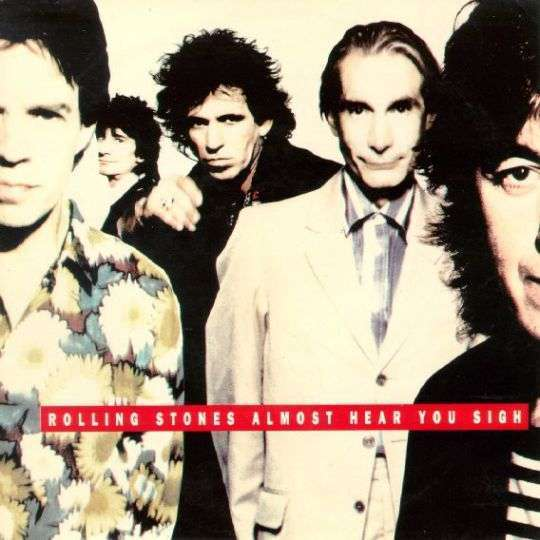 Coverafbeelding Rolling Stones - Almost Hear You Sigh