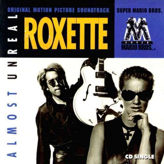 Coverafbeelding Almost Unreal - Roxette