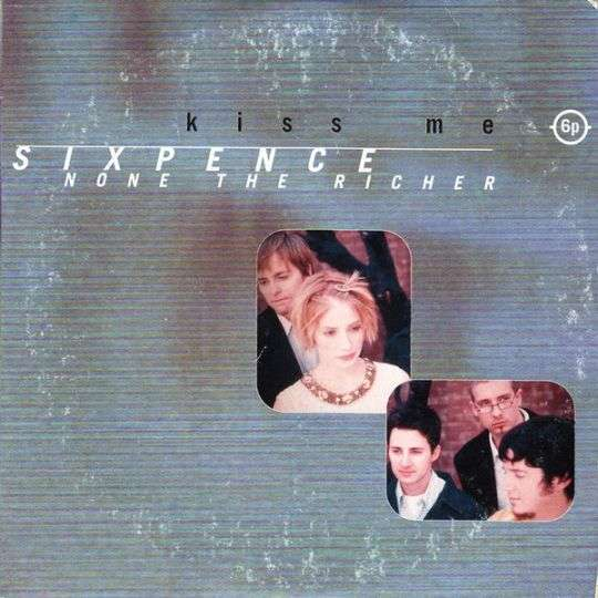 Coverafbeelding Sixpence None The Richer - Kiss Me