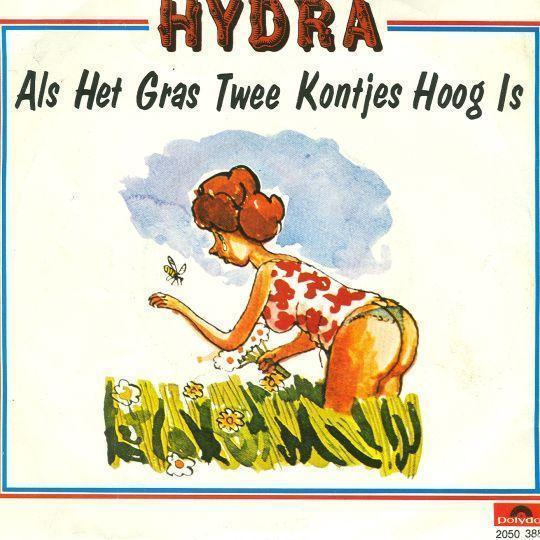 Coverafbeelding Als Het Gras Twee Kontjes Hoog Is - Hydra