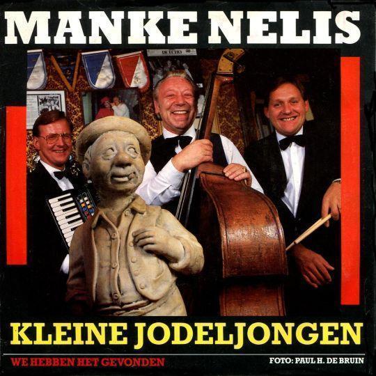 Coverafbeelding Kleine Jodeljongen - Manke Nelis