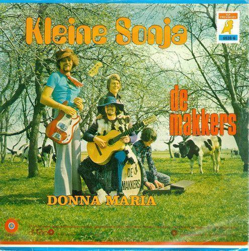 Coverafbeelding Kleine Sonja - De Makkers