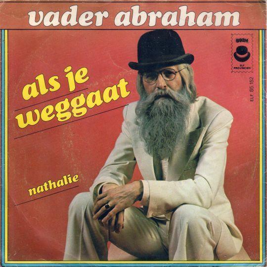 Coverafbeelding Als Je Weggaat - Vader Abraham