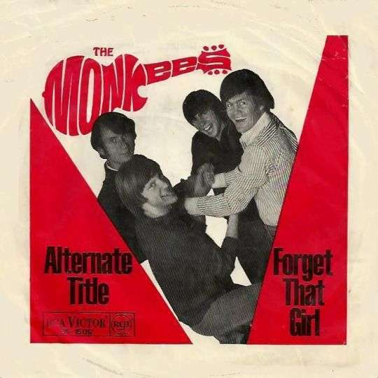 Coverafbeelding Alternate Title - The Monkees