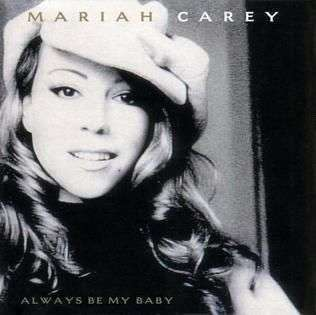 Coverafbeelding Always Be My Baby - Mariah Carey
