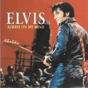 Coverafbeelding Always On My Mind - Elvis