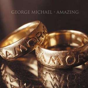 Coverafbeelding Amazing - George Michael