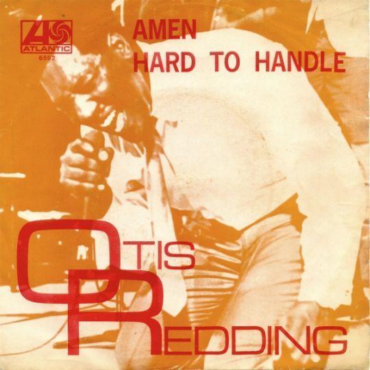 Coverafbeelding Amen/ Hard To Handle - Otis Redding