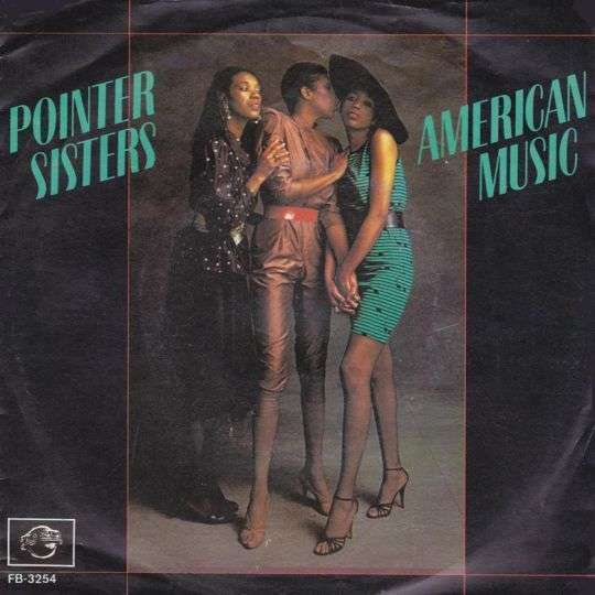 Coverafbeelding American Music - Pointer Sisters