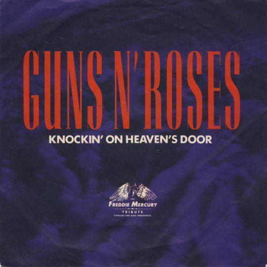 Coverafbeelding Knockin' On Heaven's Door - Guns N' Roses