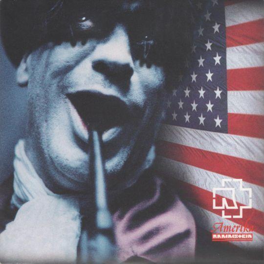 Coverafbeelding Rammstein - Amerika