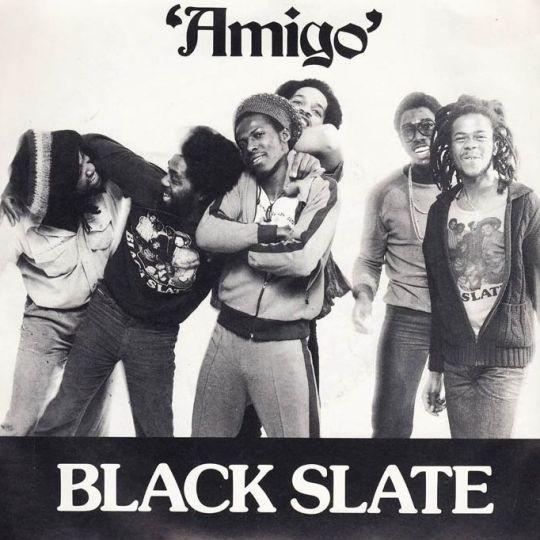 Coverafbeelding Amigo - Black Slate