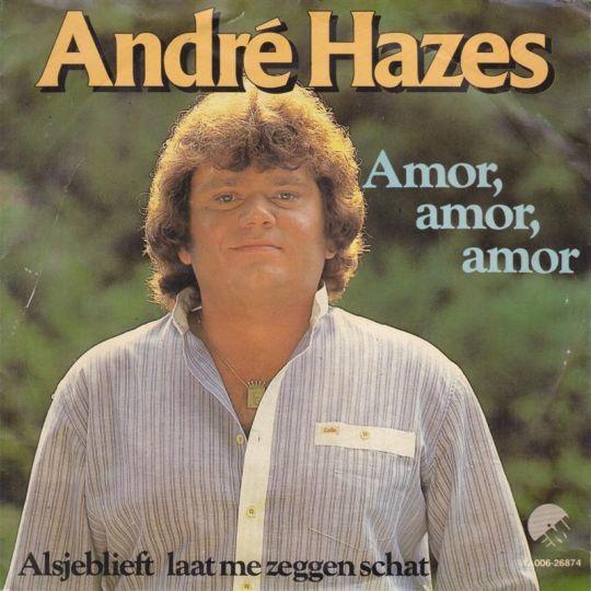 Coverafbeelding Amor, Amor, Amor - Andr� Hazes