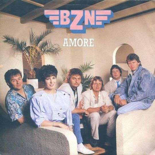 Coverafbeelding Amore - Bzn