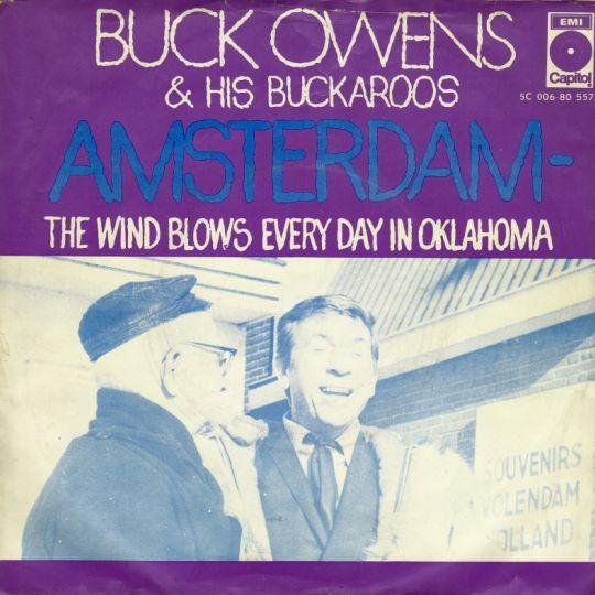 Coverafbeelding Buck Owens & His Buckaroos - Amsterdam