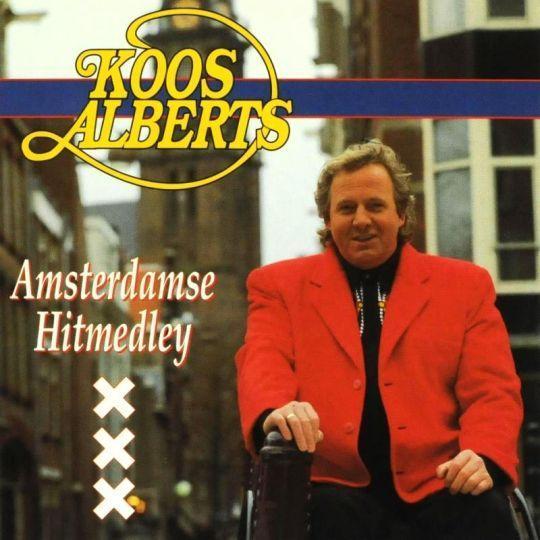 Coverafbeelding Amsterdamse Hitmedley - Koos Alberts