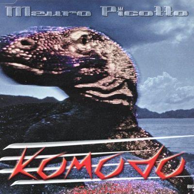 Coverafbeelding Mauro Picotto - Komodo