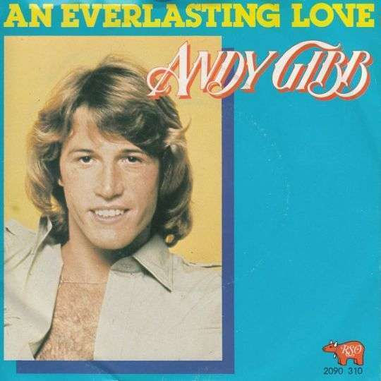 Coverafbeelding An Everlasting Love - Andy Gibb
