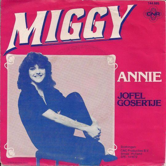 Coverafbeelding Miggy - Annie