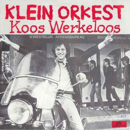 Coverafbeelding Koos Werkeloos - Klein Orkest