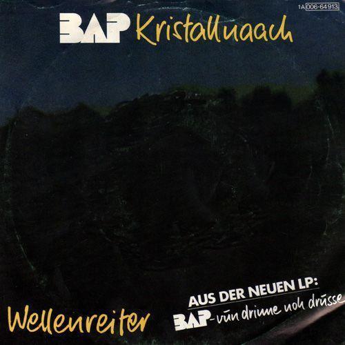 Coverafbeelding Bap - Kristallnaach