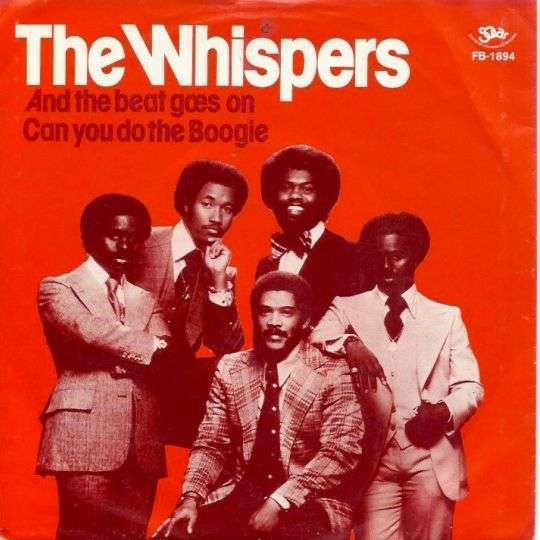 Coverafbeelding The Whispers - And The Beat Goes On