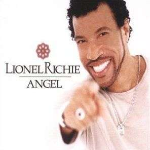 Coverafbeelding Angel - Lionel Richie