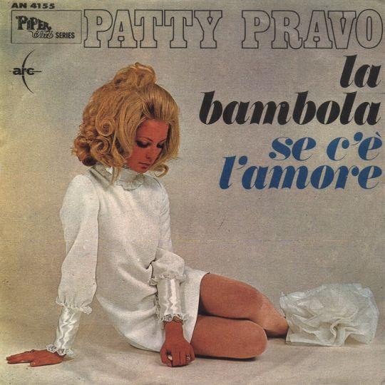 Coverafbeelding Patty Pravo - La Bambola
