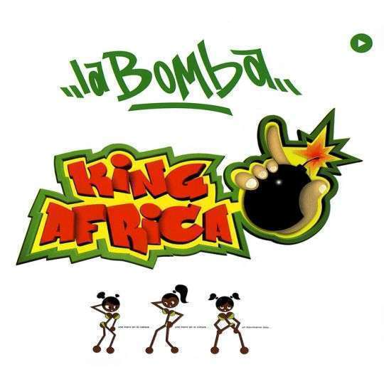 Coverafbeelding King Africa - La Bomba