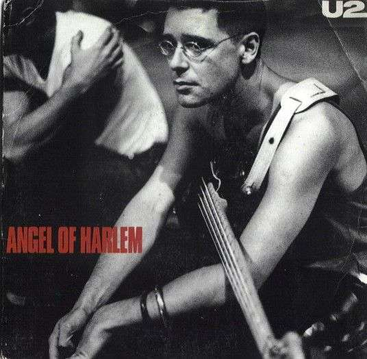 Coverafbeelding Angel Of Harlem - U2