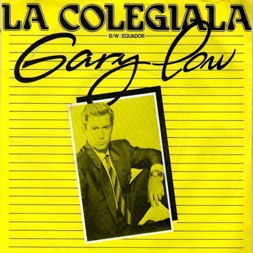 Coverafbeelding Gary Low - La Colegiala