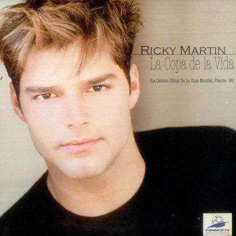 Coverafbeelding La Copa De La Vida (La Cancion Oficial De La Copa Mundial, Francia '98) - Ricky Martin