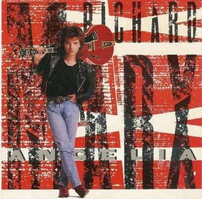 Coverafbeelding Angelia - Richard Marx