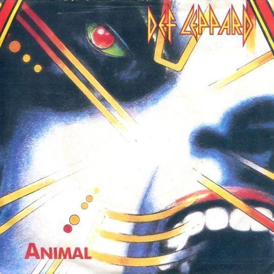 Coverafbeelding Animal - Def Leppard