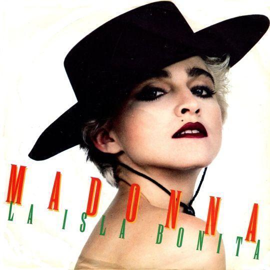 Coverafbeelding La Isla Bonita - Madonna