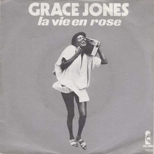 Coverafbeelding La Vie En Rose - Grace Jones