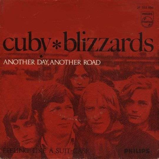 Coverafbeelding Another Day, Another Road - Cuby & Blizzards