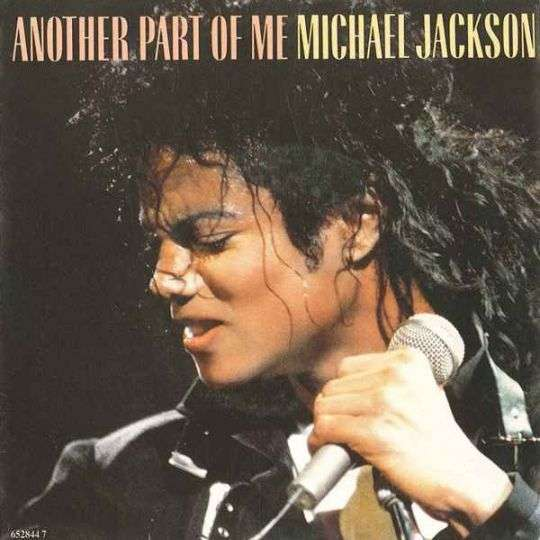 Coverafbeelding Michael Jackson - Another Part Of Me