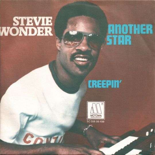 Coverafbeelding Another Star - Stevie Wonder
