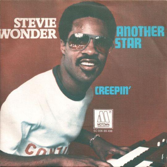 Coverafbeelding Stevie Wonder - Another Star