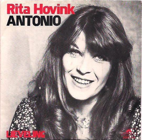 Coverafbeelding Antonio - Rita Hovink